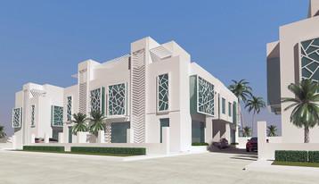 8 VILLA Design Development