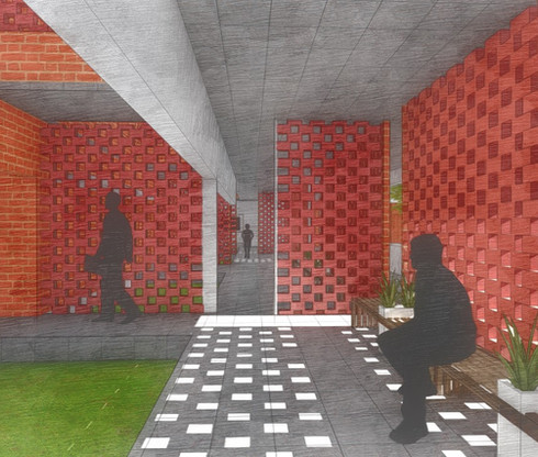 Medical Collage Proposal ( Sustainable Building)