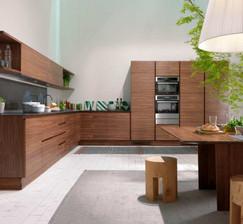 Mrs.Sunitha Baby (Delhi) - Modular Kitchen Design