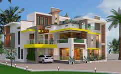3D Model Rendering - Mr.Ravi Pillai (Kannur)