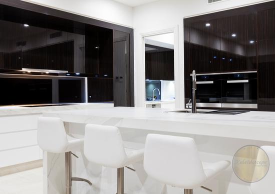 Luxury Modern Kitchen - W&B