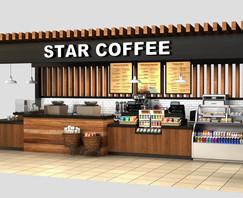 Star Coffee Shop Proposal (Mumbai)