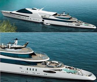 Superyacht - Swift 141