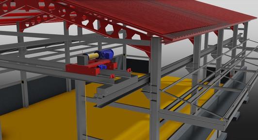 Warehouse Design 3D