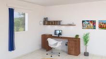 עיצוב החדר בשילוב מערכת סינון אוויר