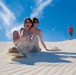 Sand Dunes Adventure, Lancelin. Photo Cr