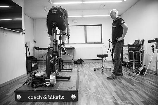 Bikefit og sadelproblemer