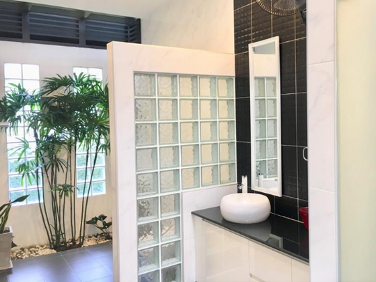 11_Bathroom concept, Nature light and Ve