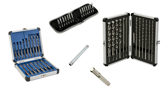 DRILL ALL DRILL BIT EXTENDED BUNDLE