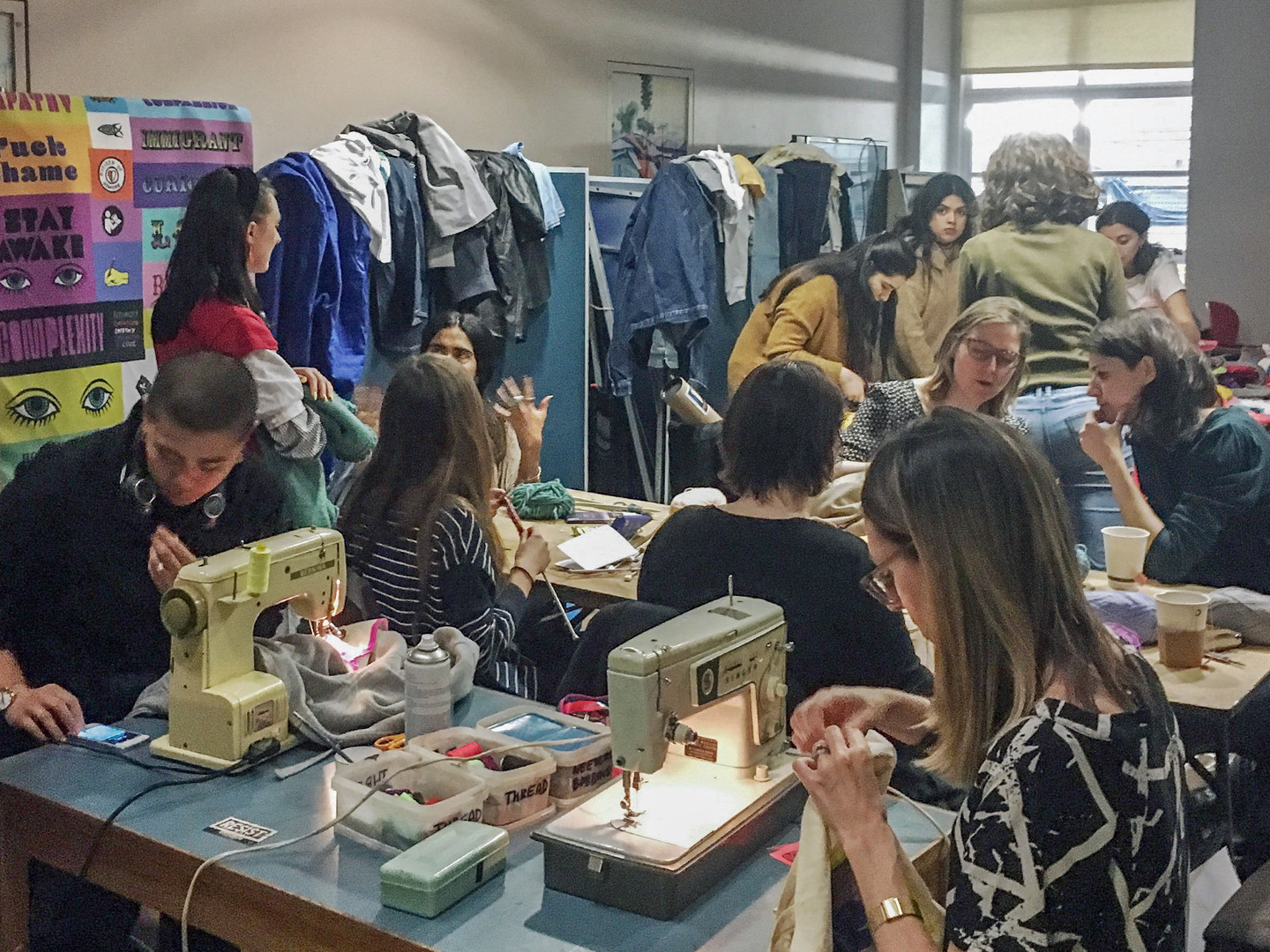 Remake Your Clothing Workshop | SOAS University