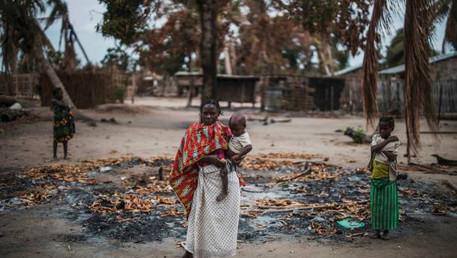 O terror em Cabo Delgado