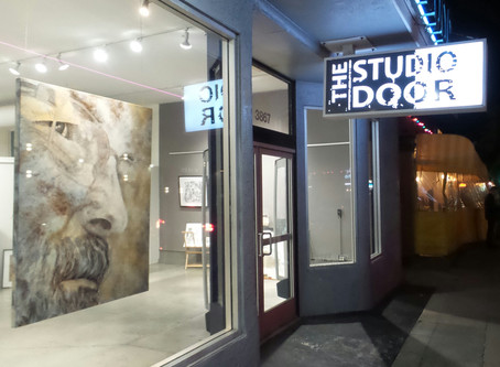 Step outside the box, by stepping inside The Studio Door