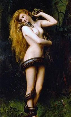 Zeit der Lilith - Schattenaspekte der Weiblichkeit