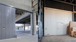 Промышленные ворота цена в Анапе