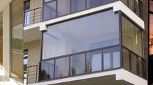Застеклить балкон в Анапе