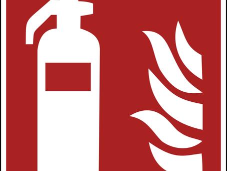 Feuerlöscherüberprüfung 2020