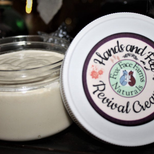Hands and Feet Revival Cream