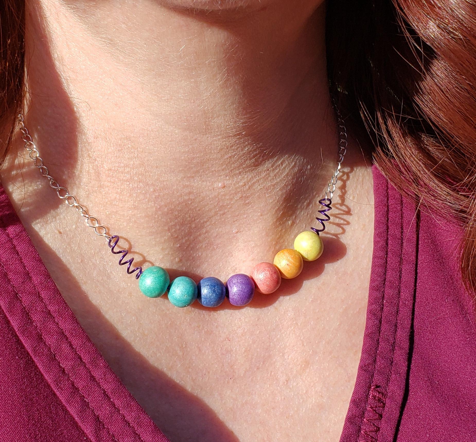 Polymer Clay Pearls - Tammy Henderson -