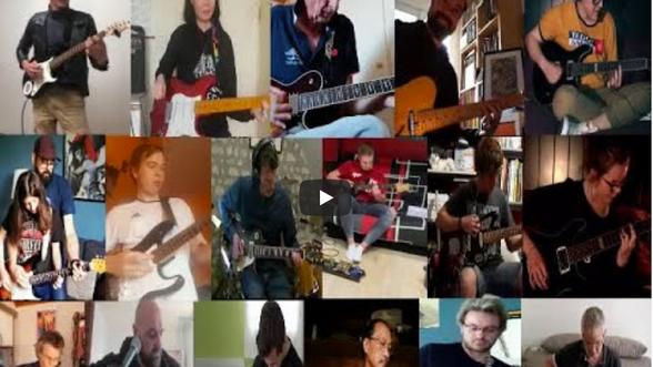 60 riffs de guitare électrique