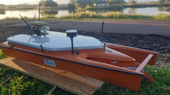 Bathymetric Survey Vessels