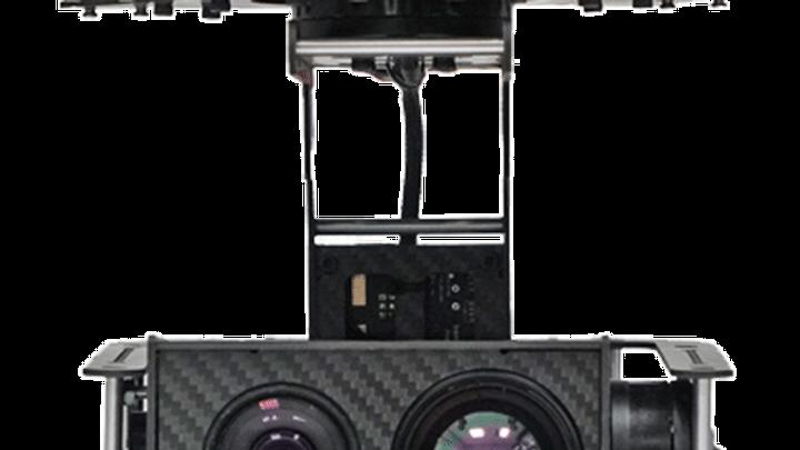 USG-302 EO/IR gimbal