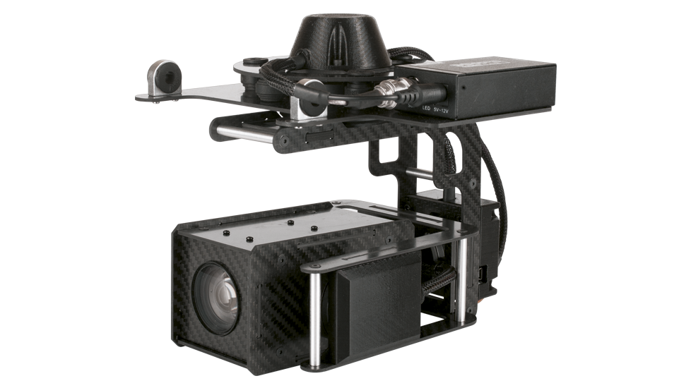 USG-301 EO gimbal