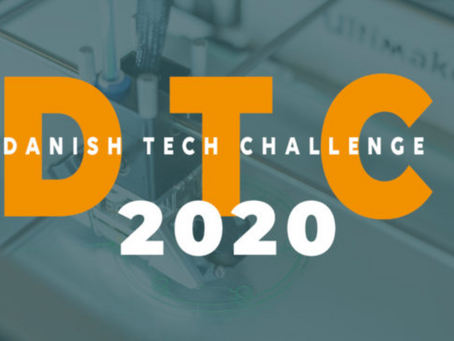 MTB member Go-Pen is Finalist in Danish Tech Challenge