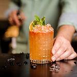 Oranje cocktail