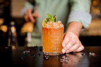 Cocktail orange