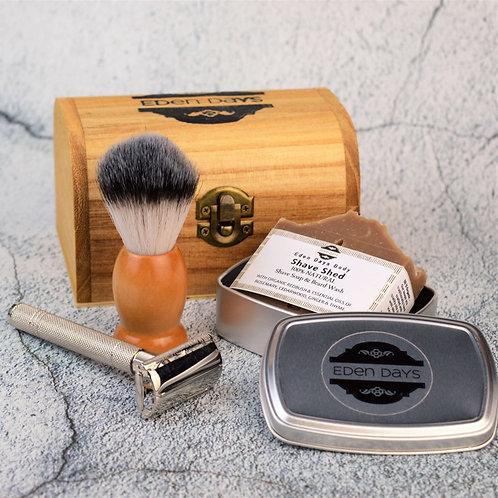 Wood Shaving Set
