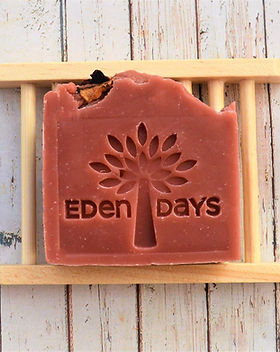 Pink A Dink French Pink Clay Soap -  Ede