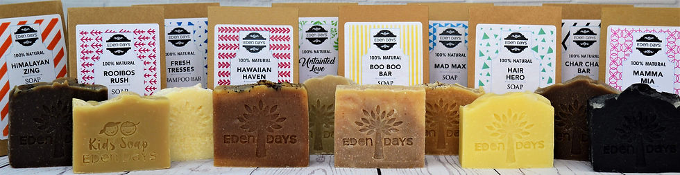 100% Natural Soap Zero Waste Sustainable