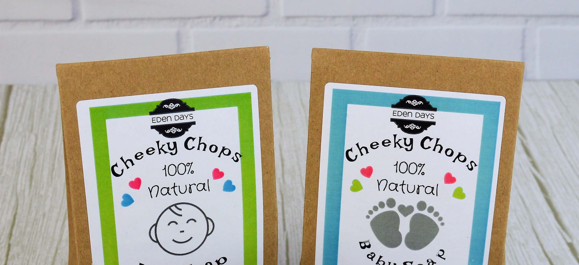 Cheeky Chops KIDS  Body Products
