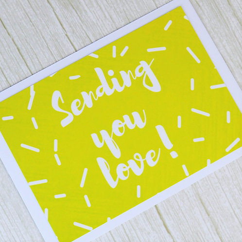 Cards to send with a gift