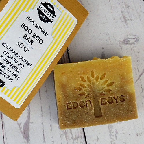 Boo Boo Bar -  Frankincense, Tea Tree, Lavender & Chamomile Botanical