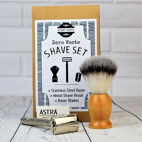Zero Waste Shaving Set