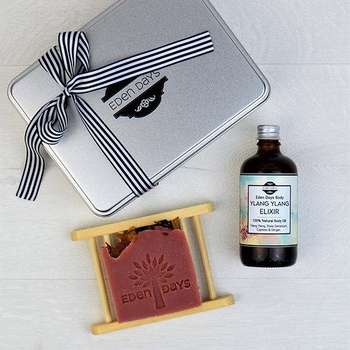 Luxury Gift Set - Body Elixir & Soap