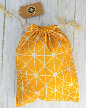 Eden Days Body Drawstring Linen Gift Bag