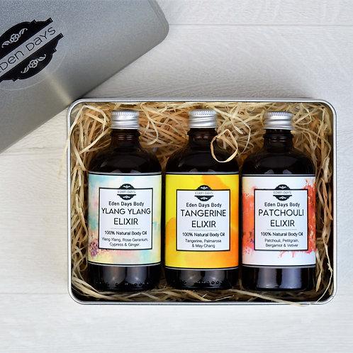 Luxury Elixir Collection - Gift Set