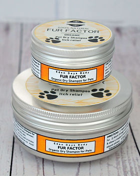 Fur Factor Organic Pet Bath Products Pet