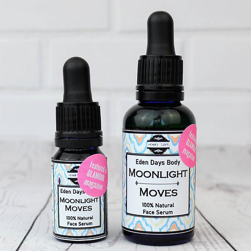Moonlight Moves  Face Serum  with Cactus Oil, Rosewood & Vetiver