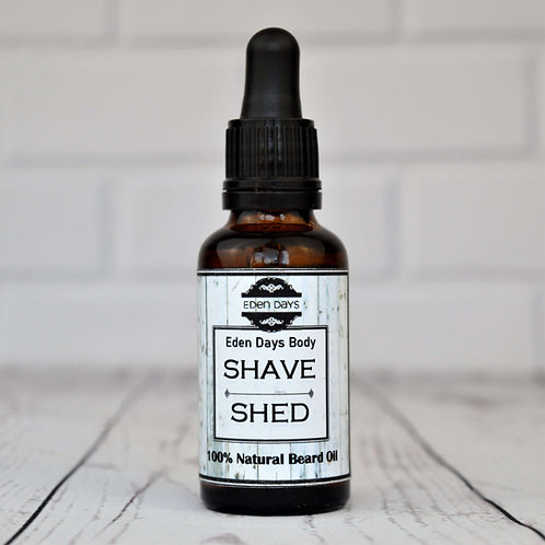 Shave Shed Beard Oil