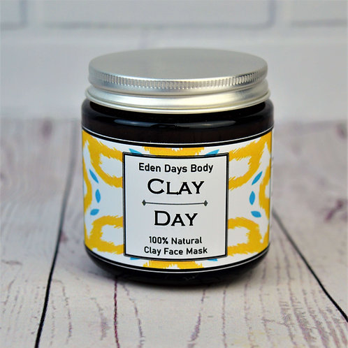 Clay Day 100% Natural Clay Mask  100g