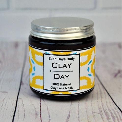 Clay Day 100% Natural Clay Mask  100g