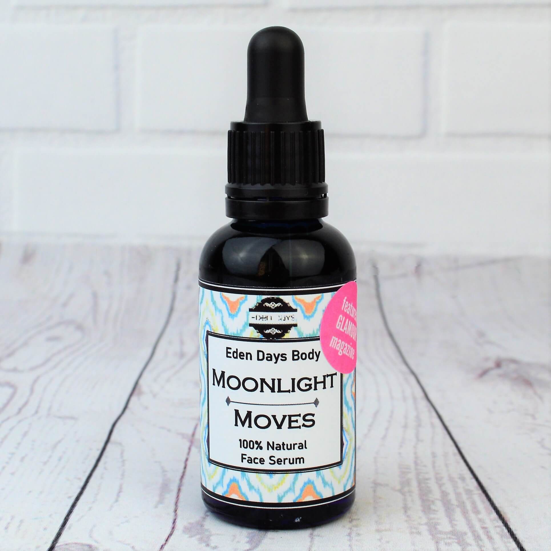 Moonlight Moves 100% Natural Face Serum