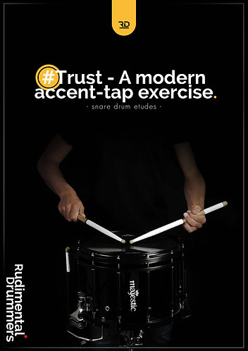 #Trust - A modern accent tap exercise