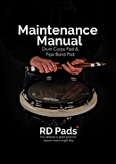 Drum Corps Pad & Pipe Band Pad
