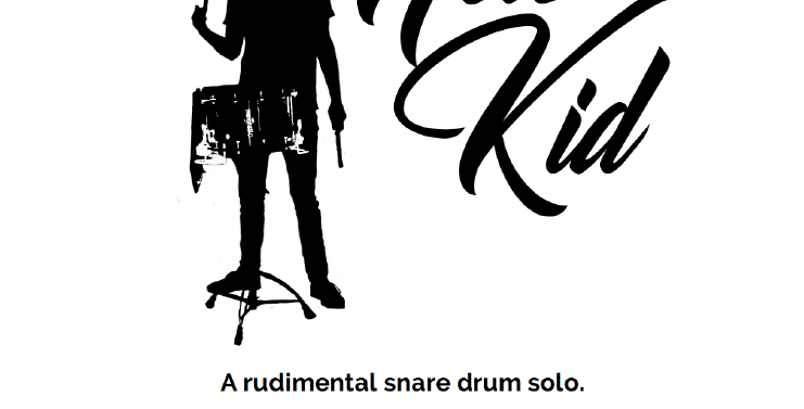 New Kid - snare drum solo