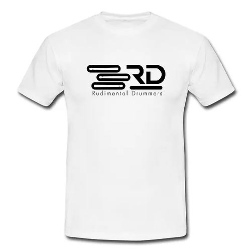 RD OFFICIAL white tee