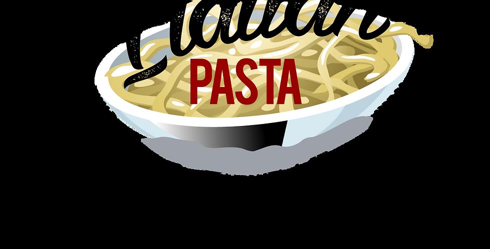 Italian Pasta - snare drum lick